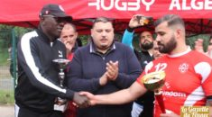 Rugby : le Stade Oranais remporte le championnat d'Algérie 2019