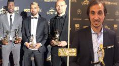 Trophées UNFP : Boulaya et Harek honorés, Oukidja et Atal ignorés