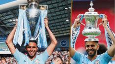 FA Cup : Mahrez et City de nouveau sacrés !