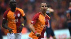 Il a fait le doublé Coupe–Championnat en Turquie : Feghouli de Gala !