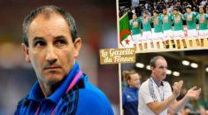 Handball : Le Français Alain Portes nouveau sélectionneur de l'Algérie