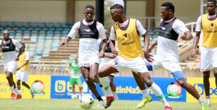 Kenya : stage à Paris avec deux matchs au programme