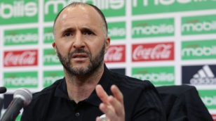 CAN 2019 : Belmadi sait qui il amènera en Égypte à 90%