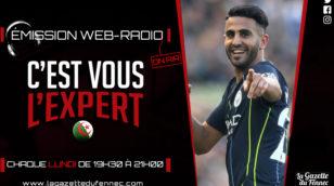 «C'est vous l'Expert »: Mahrez une nouvelle fois champion de Premier League !