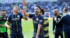 Mahrez : « Je suis très heureux à City »