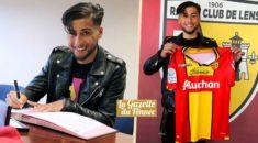 RC Lens : l'attaquant Adam Oudjani (17 ans) passe pro !