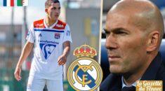 Real Madrid : Zidane sur les traces d'un prodige algérien de 15 ans