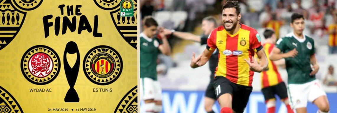 Ligue des Champions CAF : Belaïli jouera sa 3ème finale
