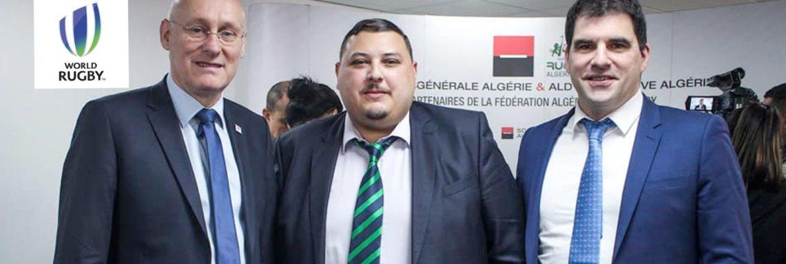 Rugby : L'Algérie devient la 124è nation à intégrer World Rugby !