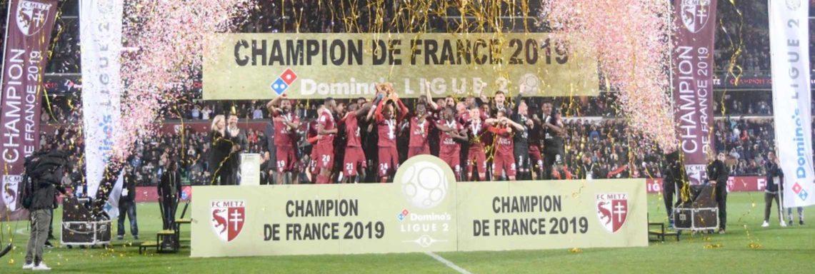Ligue 2 : le FC Metz termine en beauté