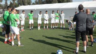 CAN 2019 des U23 : la sélection algérienne en stage du 12 au 16 mai