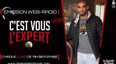 «C'est vous l'Expert »: on prépare la CAN avec Hameur Bouazza en plateau !