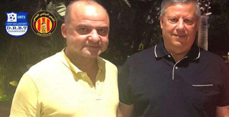 LIGUE 1 Mobilis : Accord entre le DRB Tadjenanet et l'ES Tunis pour Bensaha
