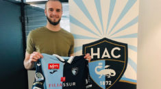 Le Havre AC : prolongation du contrat de Lekhal jusqu'en 2023