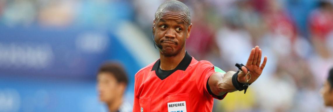Un arbitre zambien pour Algérie -Sénégal !