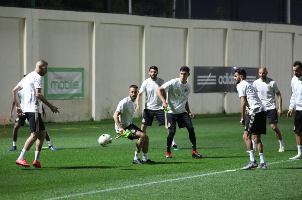 ?CAN 2019 : les Verts entament officiellement la préparation à Sidi Moussa