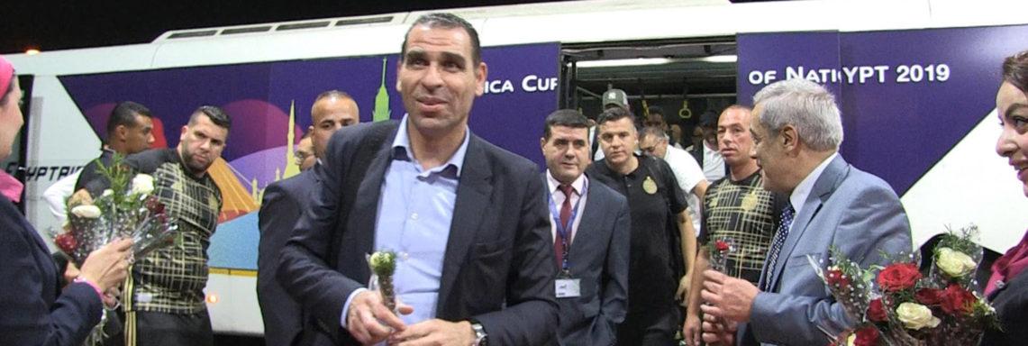 CAN-2019 : Les Verts sont au Caire