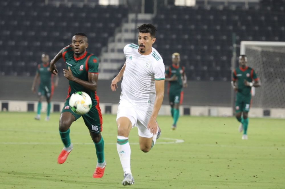 ?Algérie – Burundi (1-1) : des réglages sous haute température