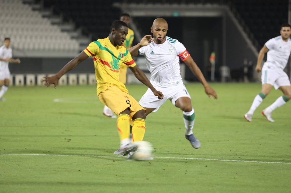 ?Algérie – Mali (3-2) : Delort rassure les Verts avant la CAN