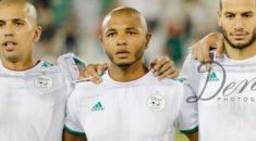 """Brahimi : """"Avec ce qui se passe en Algérie on est encore plus motivé"""""""