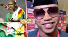 """El Hadji Diouf : """"J'ai quelque chose d'Algérien en moi, j'ai le sang chaud !"""""""
