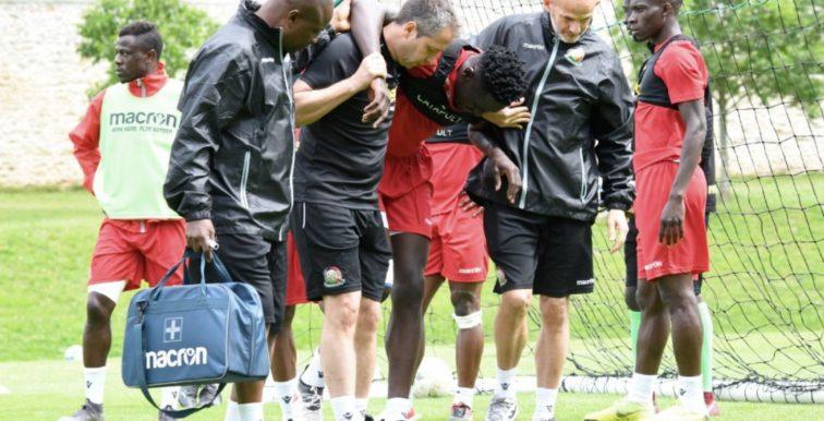 Kenya : un défenseur important déclare forfait pour la CAN