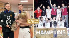 Champion's League (handball) : Ghedbane champion d'Europe avec Vardar !