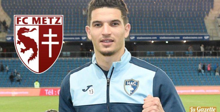 Mercato : Ferhat tout proche de s'engager avec le FC Metz