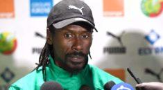 """Aliou Cissé : """"Je le répète, le Sénégal n'est pas favori"""""""