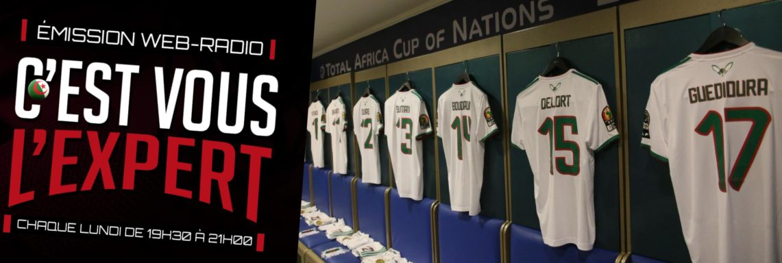 """Algérie – Kenya (2-0) : les notes des joueurs selon nos """"Experts"""""""
