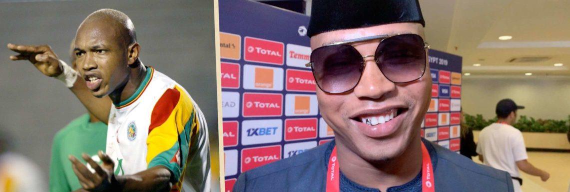 """Diouf : """"J'ai quelque chose d'Algérien en moi, j'ai le sang chaud !"""""""