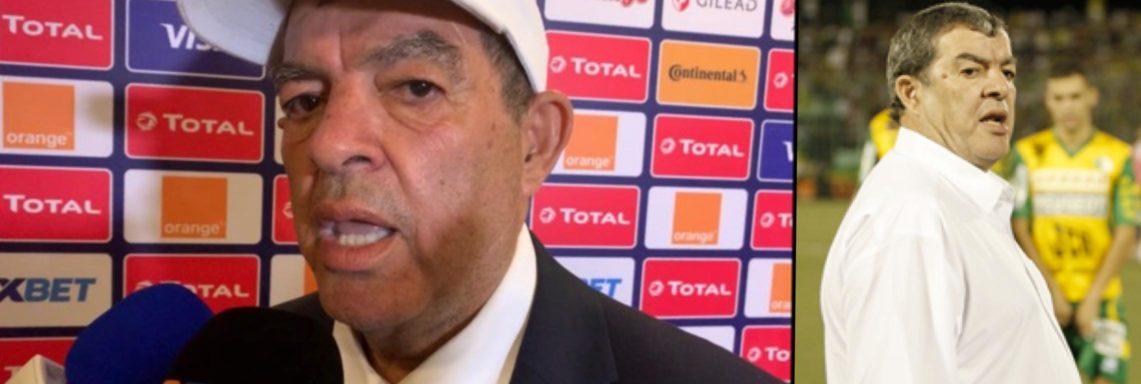 """Hannachi : """"Je suis venu et l'Algérie a gagné"""""""
