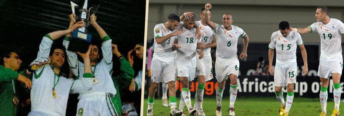 L'Algérie et la CAN : une histoire de rendez-vous manqués