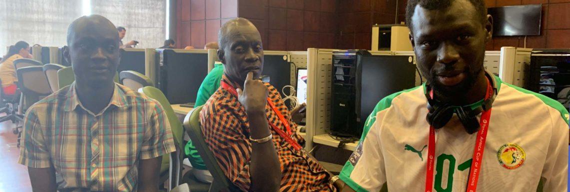 Les journalistes sénégalais s'expriment sur le choc face à l'Algérie