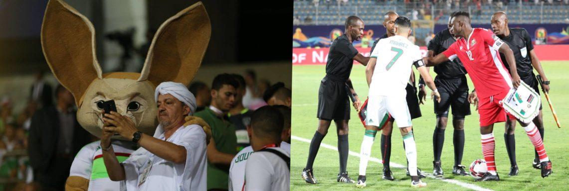 Algérie – Kenya (2-0) : le diaporama du match !