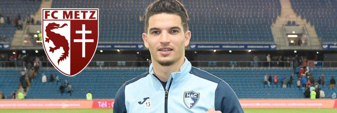 Mercato : Ferhat se rapproche du FC Metz