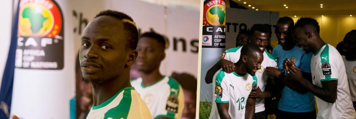 Zoom sur le Sénégal : les Lions de la Téranga en favoris !
