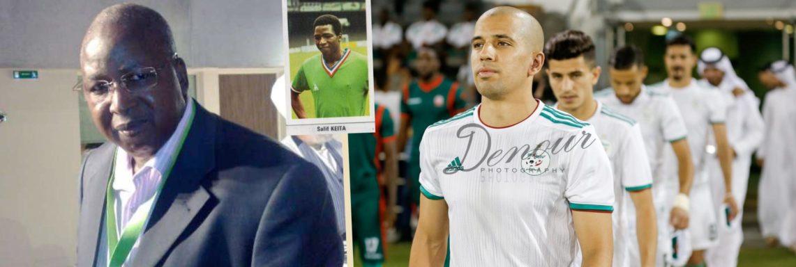 CAN-2019 : l'Algérie n'est pas favorite selon Salif Keita