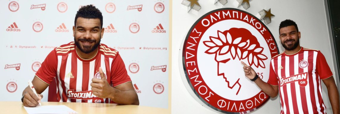 Mercato : Soudani signe à l'Olympiacos !