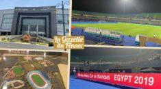 Groupe C : le stade du 30 juin sous tous les angles
