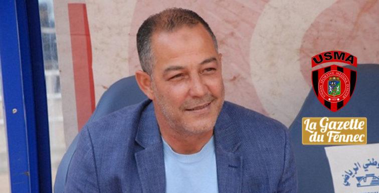 USM Alger : Kais Yaâkoubi nouvel entraîneur