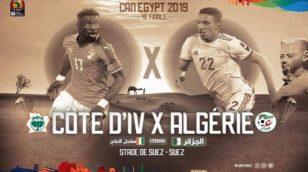 Côte d'Ivoire – Algérie : Les retrouvailles !