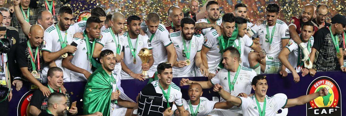 L'Algérie sur le toit de l'Afrique !