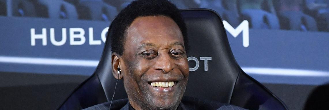 """Belmadi encensé par le """" Roi """" Pelé"""