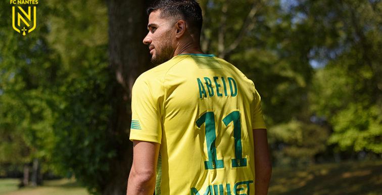 Ligue 1 : Abeid rejoint le FC Nantes
