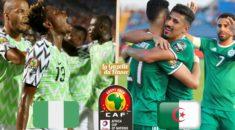 CAN 2019 : Une finale avant l'heure entre le Nigeria et l'Algérie