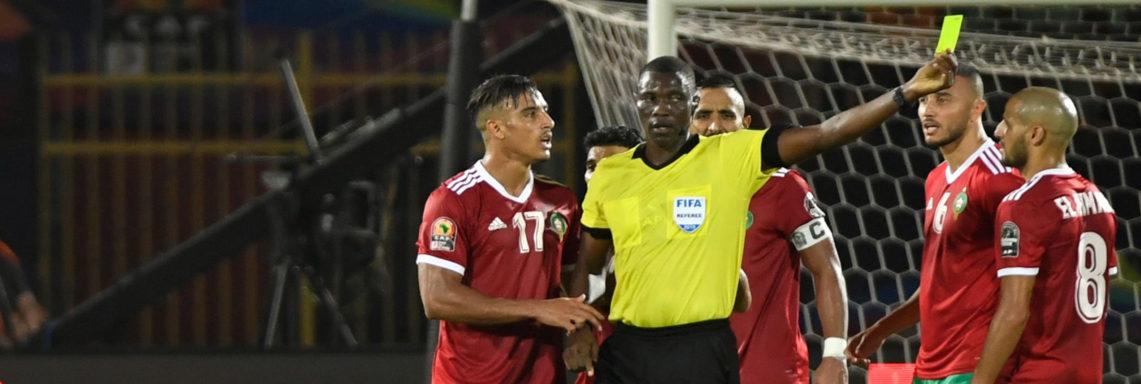SEN-ALG : La CAF désigne le Camerounais Alioum pour arbitrer la finale !