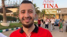 """Anès Tina : """"Bounedjah mérite de marquer dans cette finale"""""""