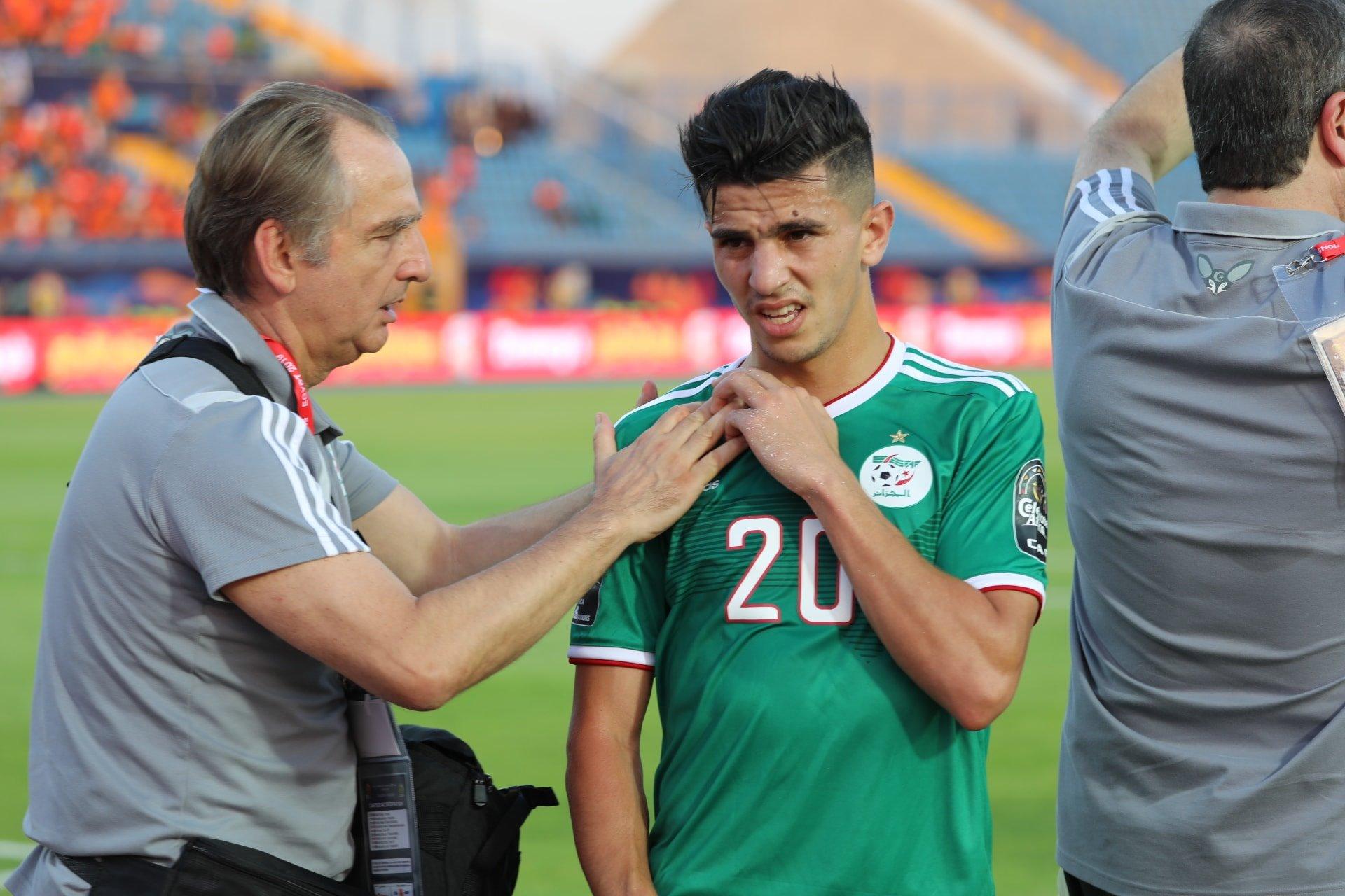 atal blessure peaule algerie civ 3-0 can 2019
