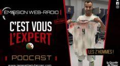 « C'est vous l'Expert #107 » : CHAMPIONS D'AFRIQUE LE DEBRIEF !